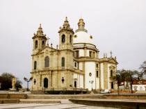 Basilica do Santuário de Nsa. Sra. do Sameiro - Braga